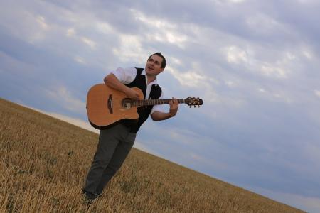 Gendenkfeier Musik, Klaus Habison, Solist Musiker Kinderfest