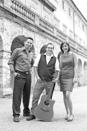 Preis Klaus Musik, Musikertrio, Thaya Zeltfest Musiker